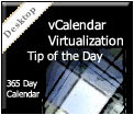 Vitualization Tip of the Day