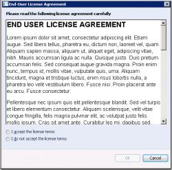 Latin License Agreement