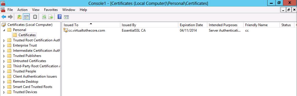 Generate and install SSL Certificates on Microsoft Windows