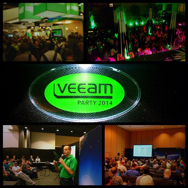 Veeam at VMworld 2014
