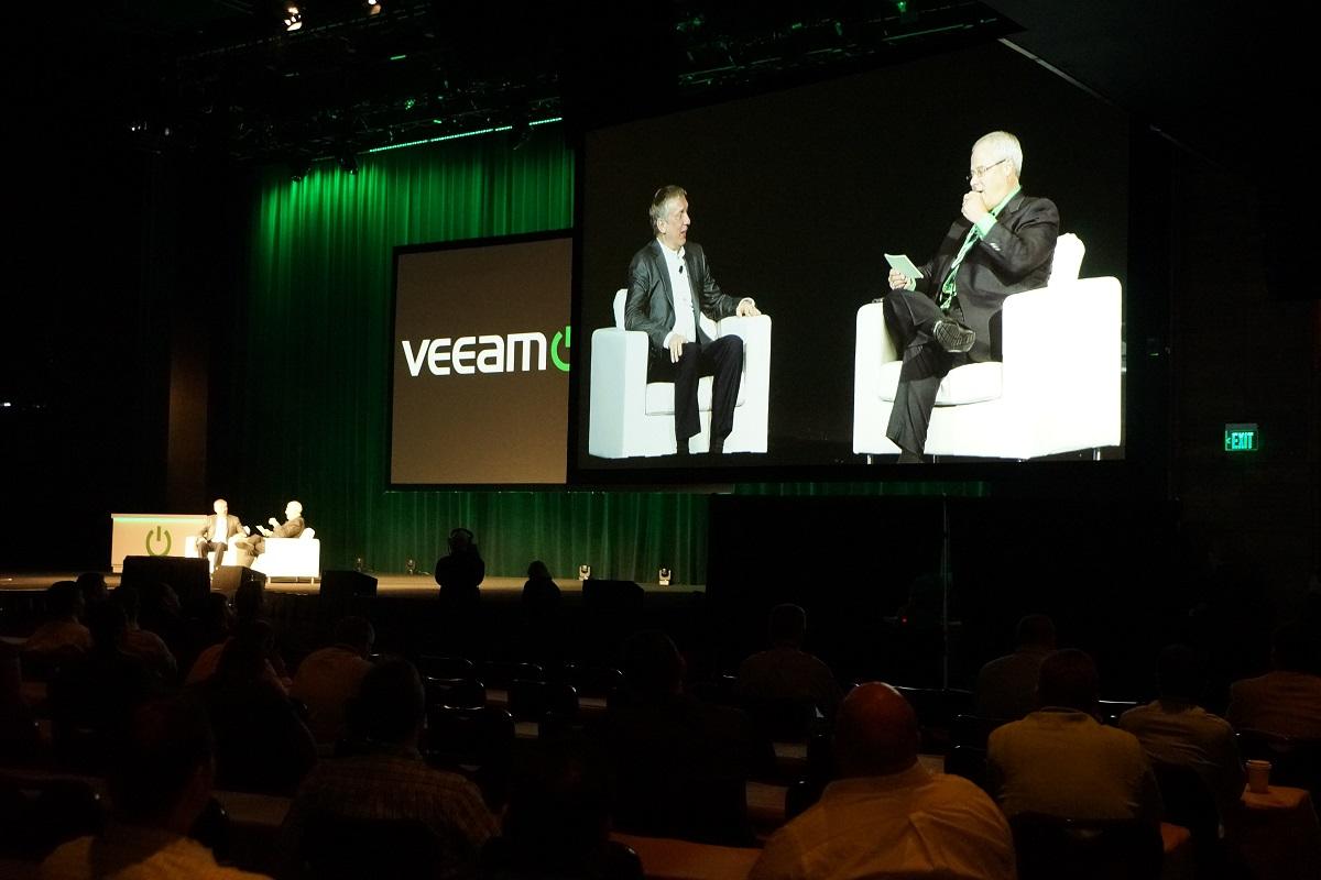 VeeamON 2014: Partner Keynote