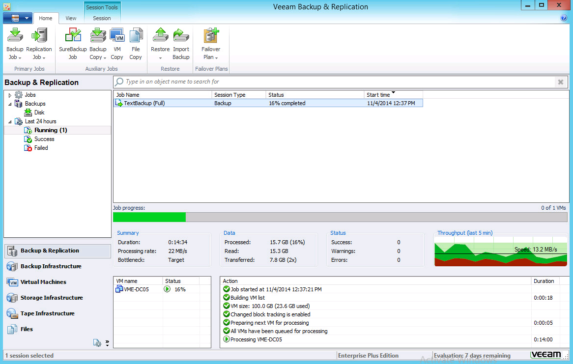 Announcing: Veeam Availability Suite v8!