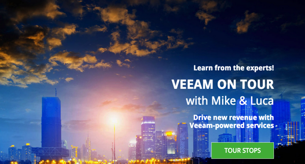 veeam-on-tour