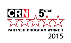 Veeam has been awarded a 5-Star rating in the CRN 2015 Partner Program Guide
