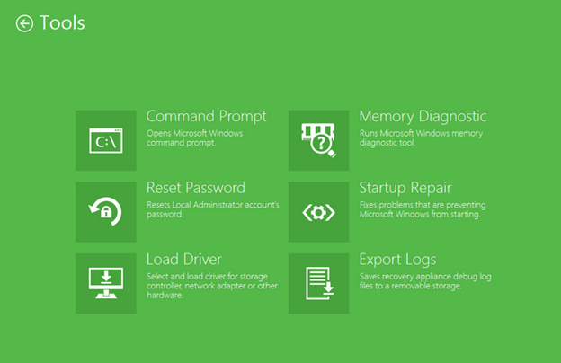 Bare metal Recovery with Veeam Endpoint tools for Laptops and PCs