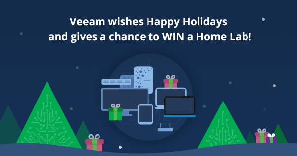 Win a Home Lab for $10,000! Winter Holidays Giveaway 2016