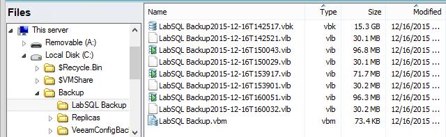 Cómo realizar backup de un registro de transacciones del servidor de SQL