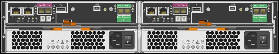 NetApp E-Series arrays