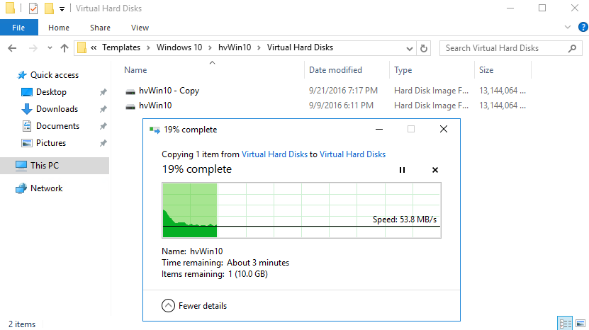 Hyper-V Virtual Machine Cloning Guide