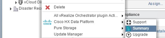 Cisco HyperFlex integration