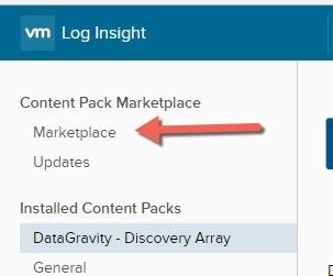 vRealize Log Insight Content Pack for Veeam Backup & Replication