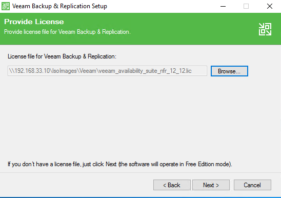 Step-by-step guide to deploy and configure Veeam Backup