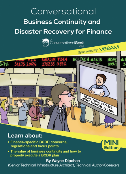Business Continuity and Disaster Recovery for Financial Services