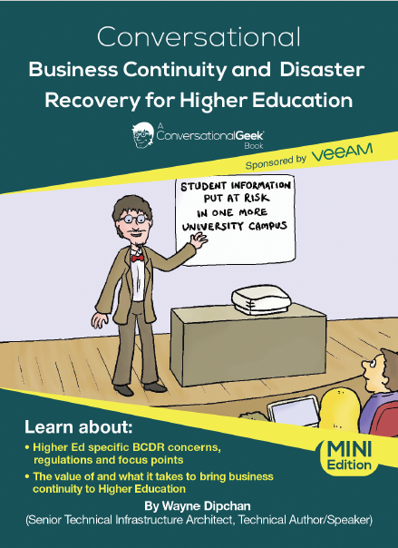 Business Continuity and Disaster Recovery for Higher Education