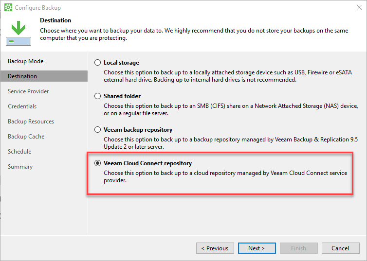 Veeam Agent for Microsoft Windows 2.0: What's New