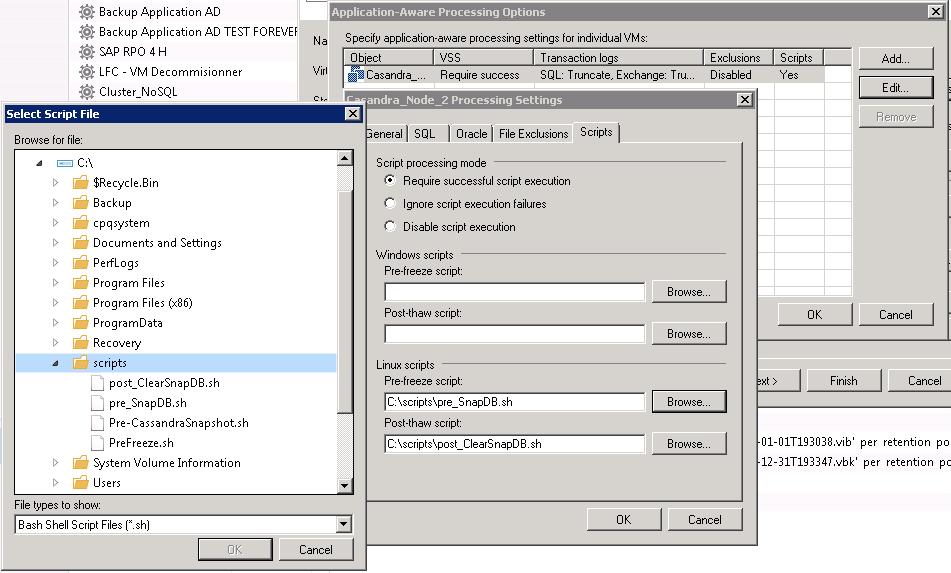 Du SQL vers le NoSQL