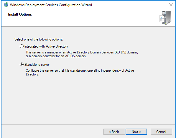 Step-by-step guide to deploy different OSes through Windows