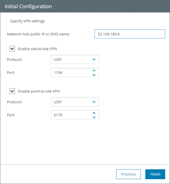 Baking Clouds - Simplified remote access for home labs and offices with Veeam PN