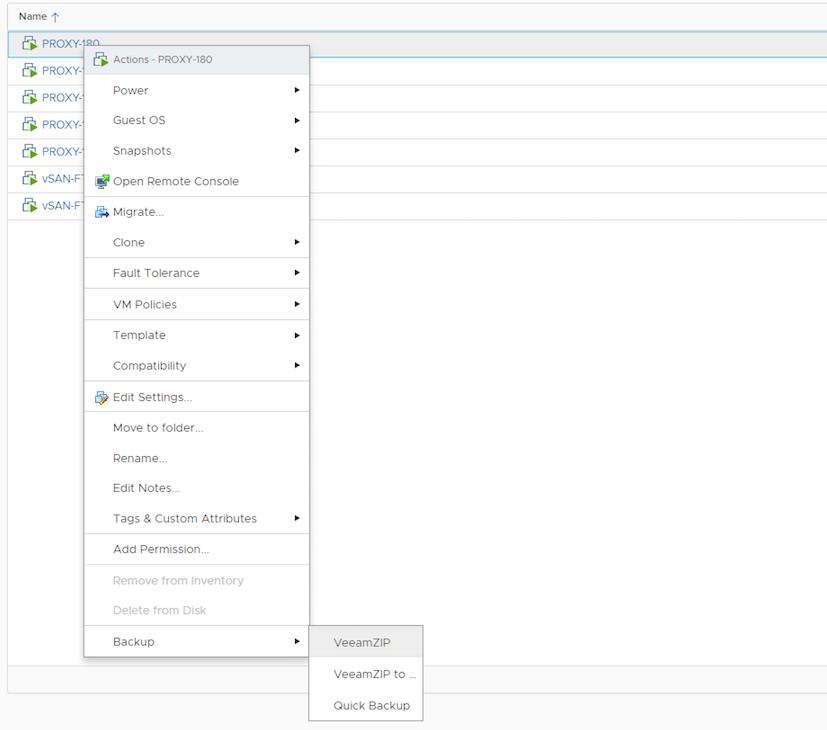 Hookup Sites New VSphere Mobile Client Fling