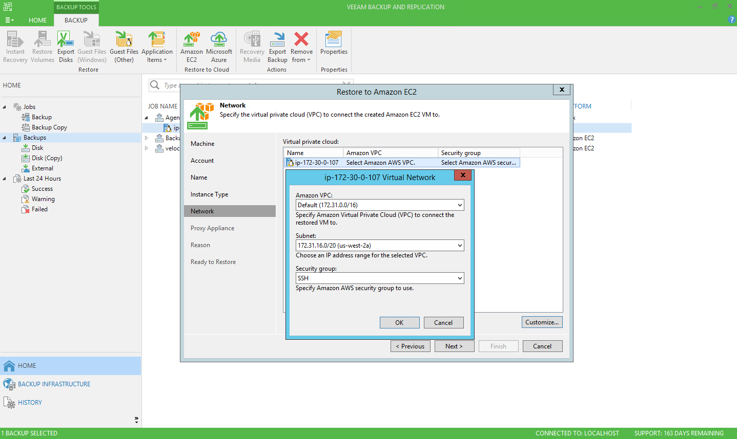 Veeam Cloud Mobility delivers true data portability to the