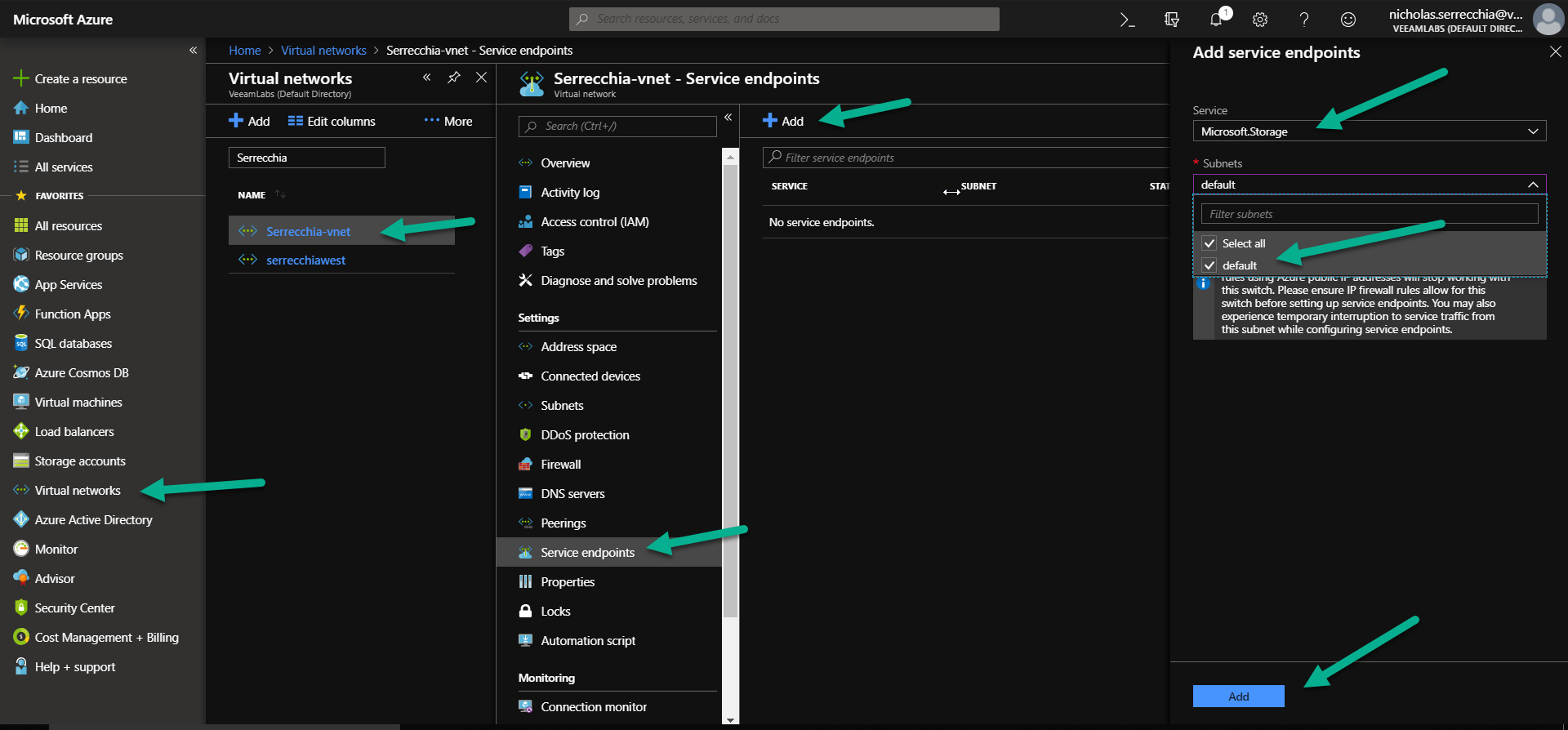 How to limit egress costs within AWS and Azure – Veeam Dot FM