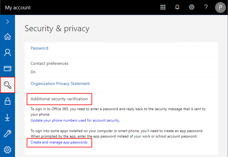 Office 365 App ID, App secret and App Password Setup Guide
