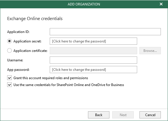 New features in Veeam Backup for Microsoft Office 365 v3