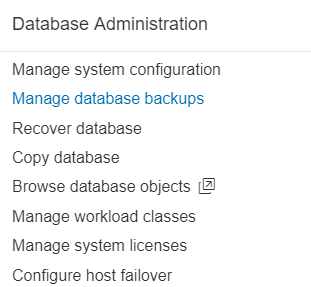 How to optimize and backup your SAP HANA environment