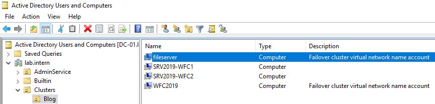 server 2019 cluster 11