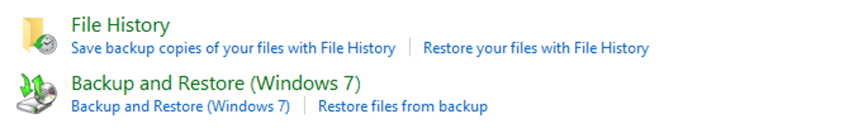 Save File History