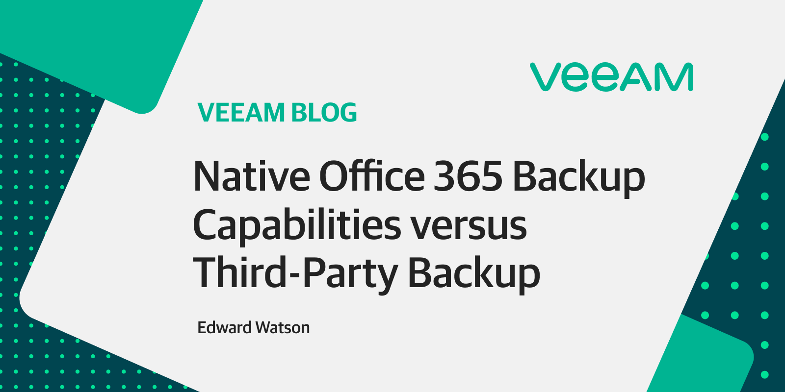 Does Office 365 require a third-party backup? A Microsoft MVP's perspective