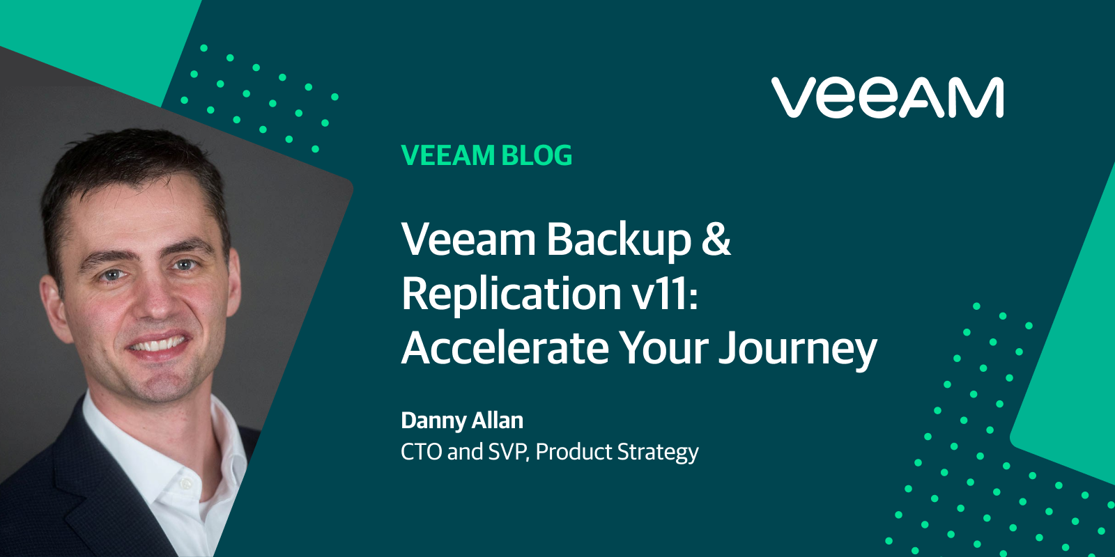 Veeam Backup & Replication v11: Accelerate Your Journey