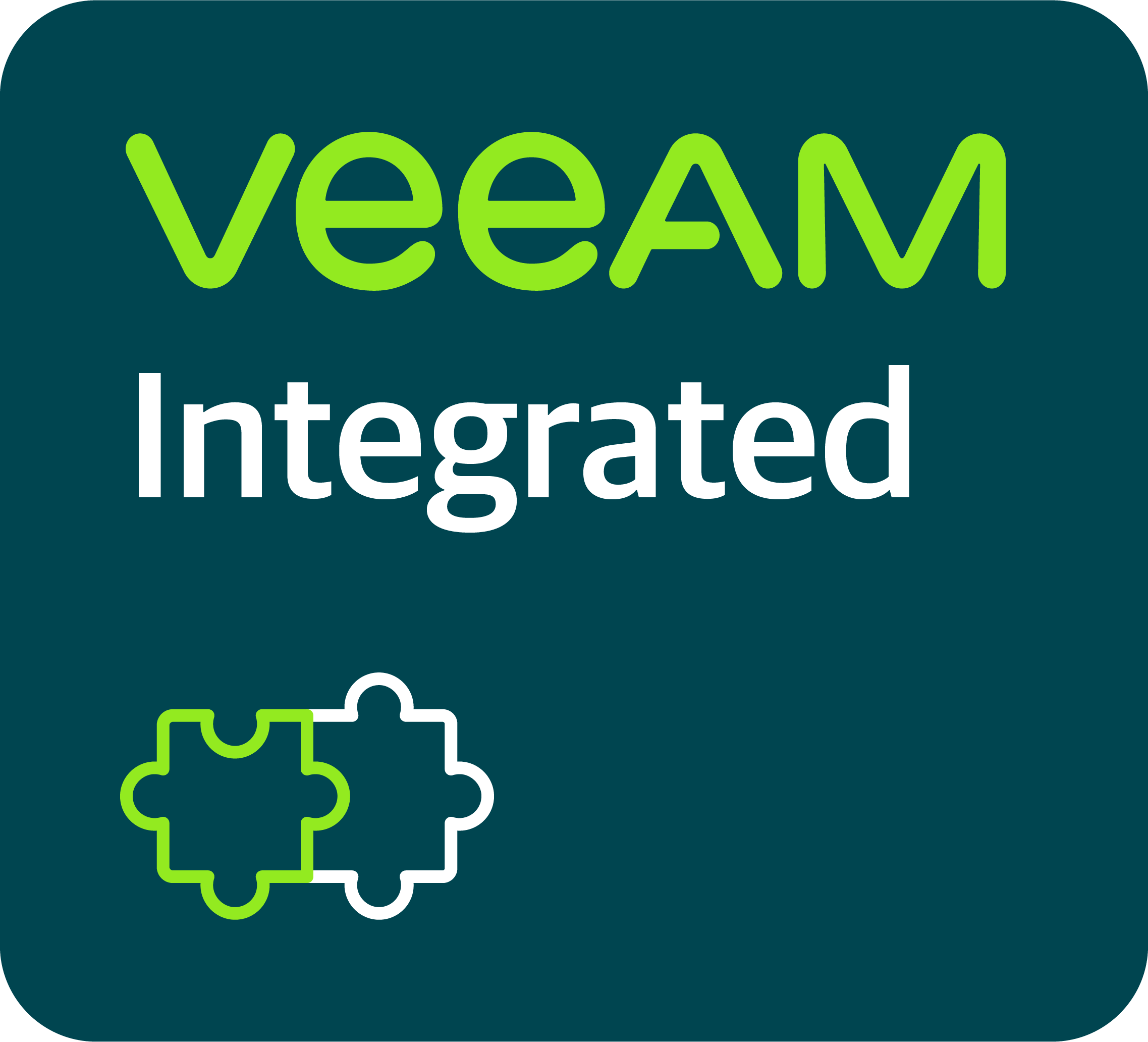 veeam-integrated