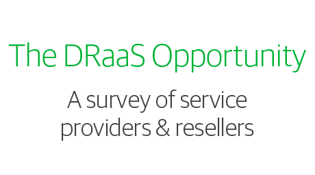 If you're not offering DRaaS, your competition likely is