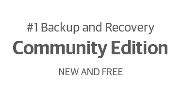 Backup e ripristino GRATIS n.1 - Community Edition