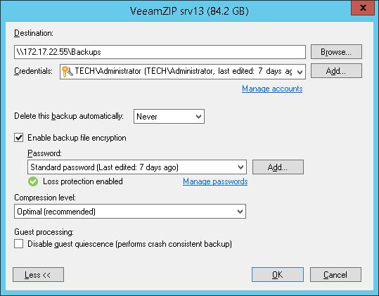 esx how to create new virtual machine boot usb key