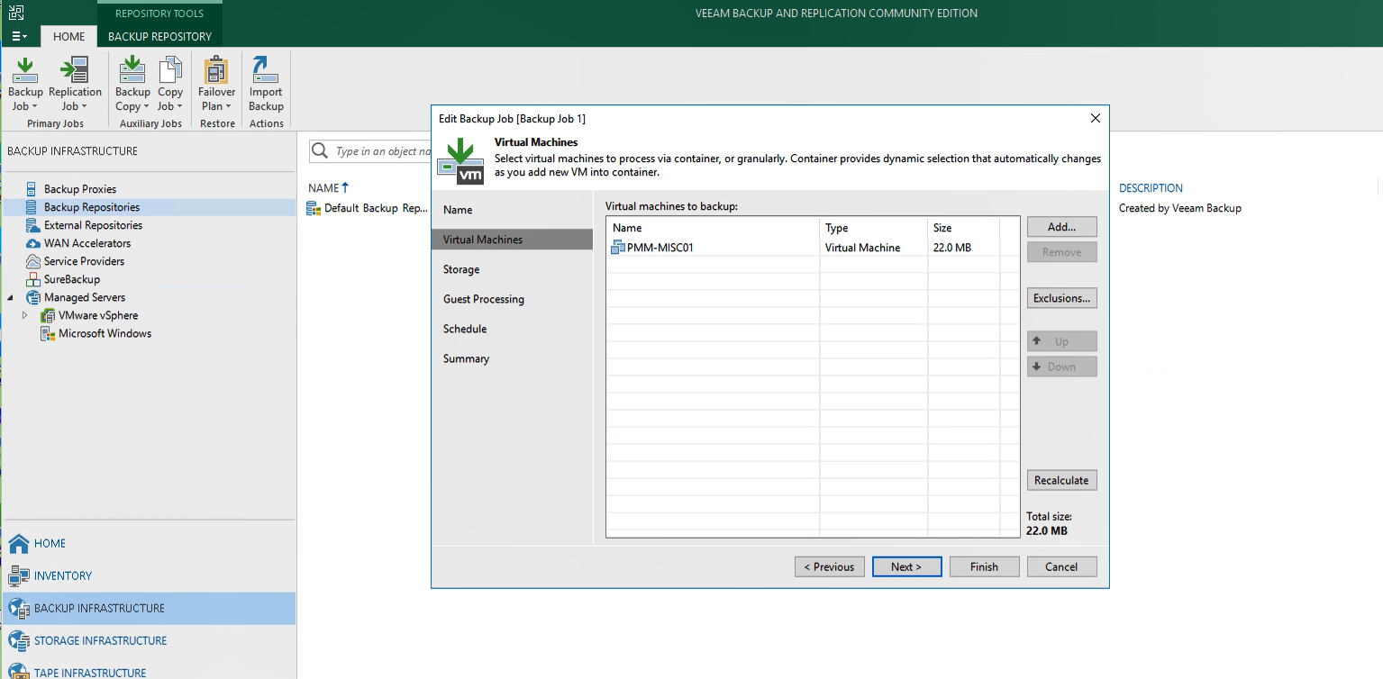 Free virtualization tools for VMware and Hyper-V – Veeam