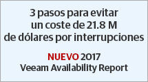 NUEVO Veeam Availability Suite 9.5