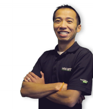 Shawn Lieu — Solutions Architect, Veeam Global Alliances