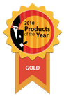 2010 Product of the Year – Gold Award