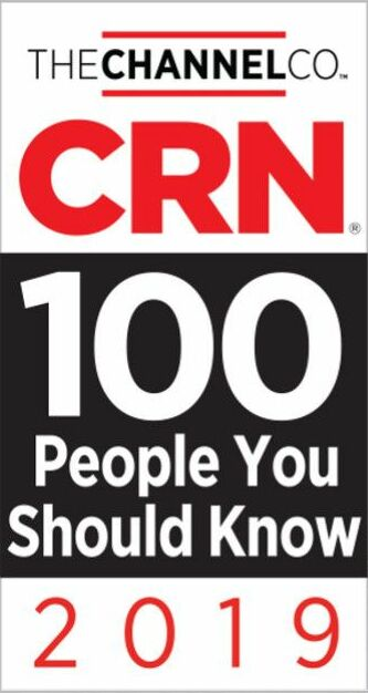 "Veeam's John Stewart Named to CRN ""100 People You Don't Know But Should"" List"