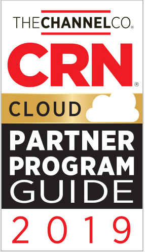 Veeam Recognized by CRN in 2019 Cloud Partner Program Guide