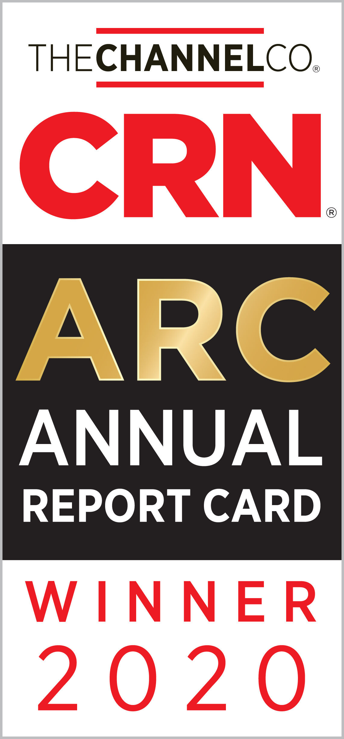 Veeam Ranks High on CRN's 2020 Annual Report Card