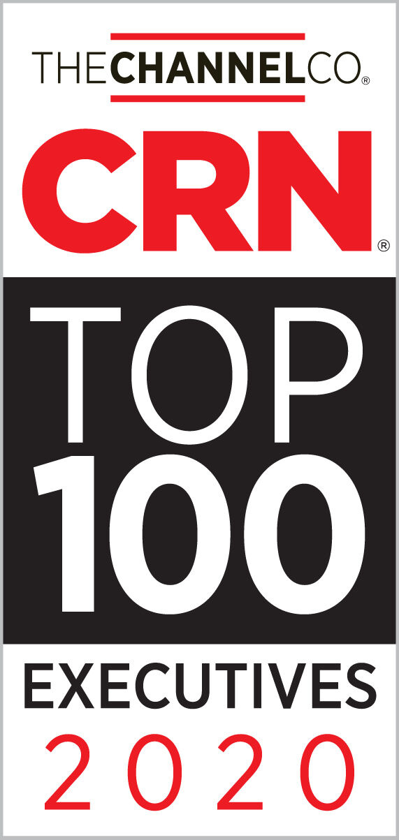 Bill Largent and Kevin Rooney Honored on CRN's 2020 Top 100 Executives List