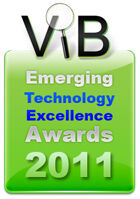 Emerging Technology Excellence Award 2011