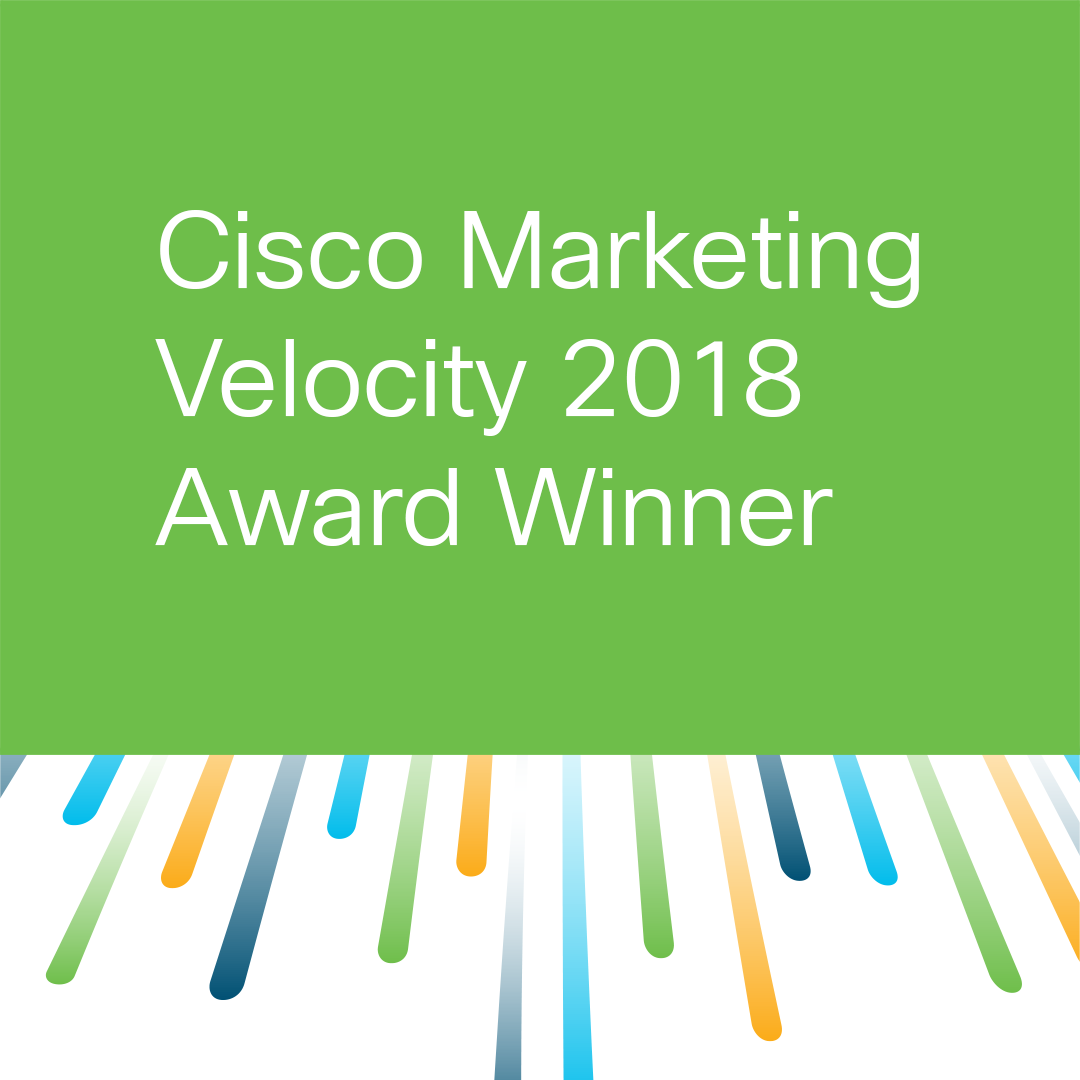 Marketing Velocity Innovator Award