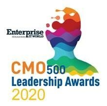 The Global CMO Leadership Award by Enterprise IT World
