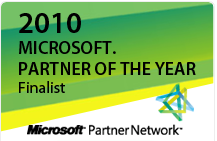 Microsoft Partner of the Year - Finalist