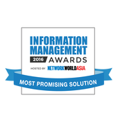 Networks World Asia 2016 Information Management Awards