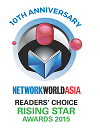 NetworkWorld Asia Reader's Choice Product Excellence Awards